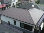 個人邸屋根(箕面市)