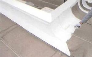 高圧洗浄後 O710プライマー塗布