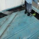熱交換塗料作業完了報告書(滋賀工場)高圧洗浄 清掃